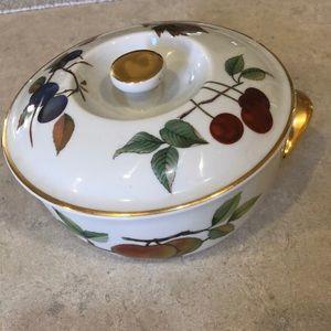 Royal Worcester fine China-Evesham pattern